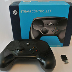 Valve Steam Controller Bluetooth PC Gaming