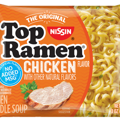 Nissin Top Ramen Instant Noodles