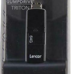 Lexar JumpDrive Triton 16,32,64gb USB 3.0 High-Speed Flash Memory Drive