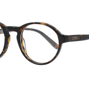 Eyeglasses.com Art-Craft WF483AM Tortoise Colored Prescription Eyeglasses