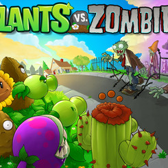 EAGames PopcapGames Plants VS Zombies Mobile / PC Steam Video Game (Multiple Editions)