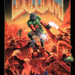 Posters USA / CGCPosters Original Doom Game Print (Multiple Images / Sizes)