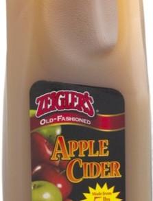 ZeiglersBeveragesLLC 100% Juice Old Fashioned Apple Cider (64fl oz bottle)