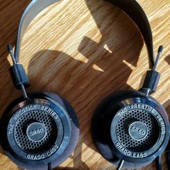 GradoLabs SR60i Prestige Series Over-Ear Headphones (3.5mm jack, wired)