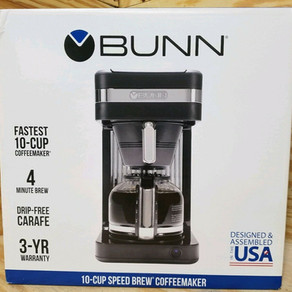 Bunn CSB2B Speed Brew Elite Coffee Maker (10cup)