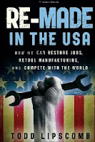 "JohnWileyAndSonsInc "" Re-Made In The USA "" by Todd Lipscomb Hardcover/Paperback Book"