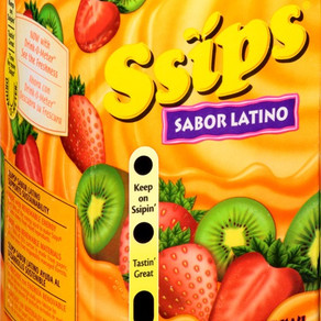 JohannaCompanies Ssips Strawberry Kiwi Naturally Flavored Refrigerated Drink 59fl oz Carton