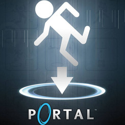 ValveSoftware Portal First-Person Puzzle PC Steam Video Game (Multiple Platforms)