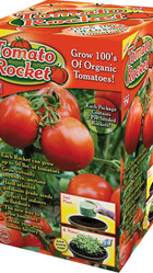 GardenInnovationsLLC Tomato Rocket Premium-Grade Pre-Seeded Planter Rolls