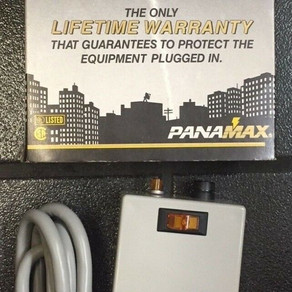 Panamax Vintage Surge Protector MaxSAT / Max6 Power Strip (Multiple Varieties)