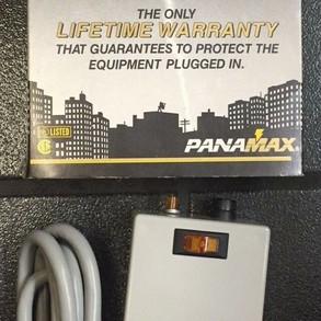 Panamax Vintage Surge Protector MaxSAT / Max6 Power Strip (Multiple Varieties)