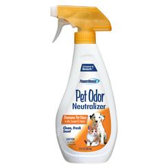 DeltaBrands PowerHouse Pet Odor Neutralizer (13oz Spray Bottle)