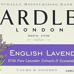 YardleyLondon LornameadInc English Lavender Moisturizing Bath Soap 4.25oz Bar