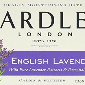 YardleyLondon LornameadInc English Lavender Moisturizing Bath Soap 4.25oz Bar