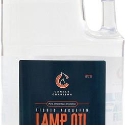 CandleCharisma Pure Unscented Liquid Paraffin Lamp Oil (128fl oz jug)