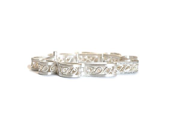 Bracelet «Jouvence» avec pierre par créations gli.
