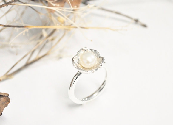 Bague «Coquillage»