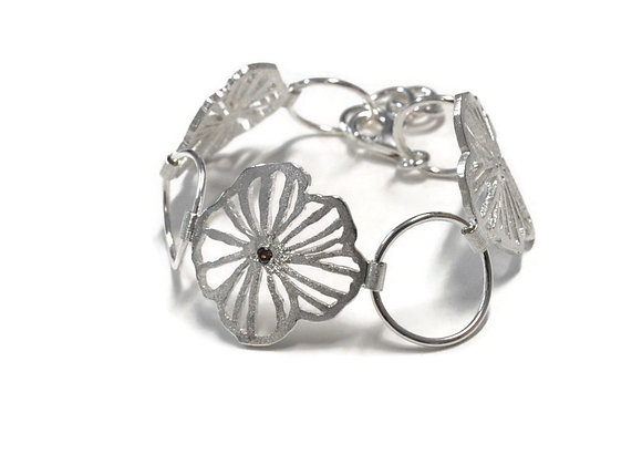 Bracelet «Fleuri»