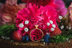 Fotografia de Boda - Foto de los anillos