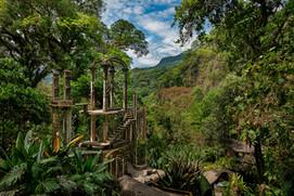 Castillo en la selva