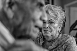 Fotografia de Boda - Foto de la abuela con el abuelo