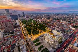 Bellas Artes y la Ciudad