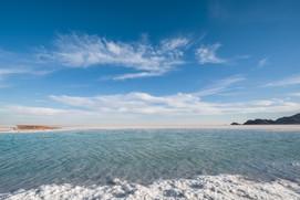 Cielo, mar y tierra