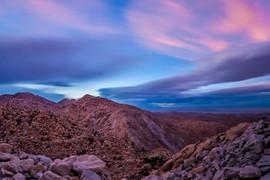 Nubes y Rocas