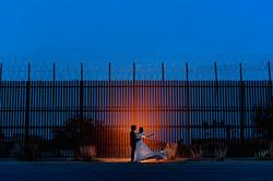 Fotografia de Boda - Foto eb ka frontera de mexico con estados unidos