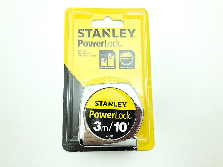 ตลับเมตร Stanley PowerLock 3 เมตร