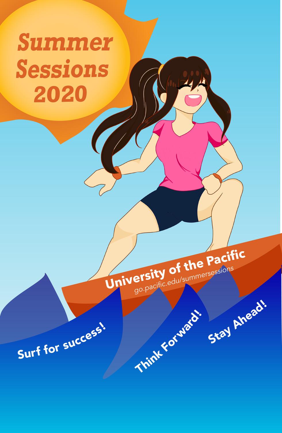 Surf Poster Version 3