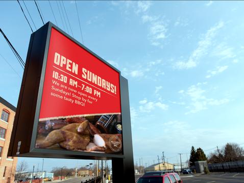 Open sundays 2