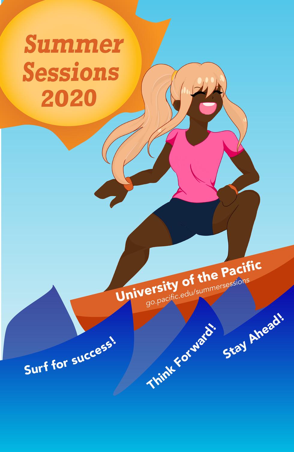 Surf Poster version 2