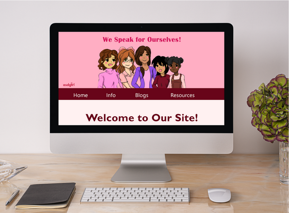 website page example b