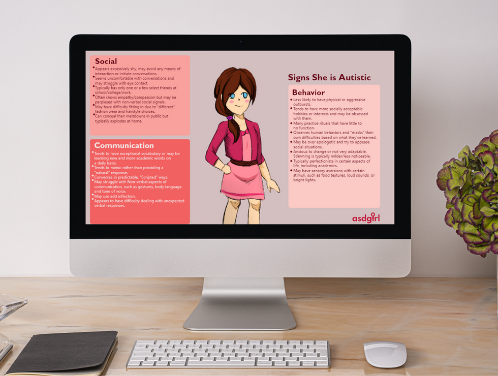 website page example a