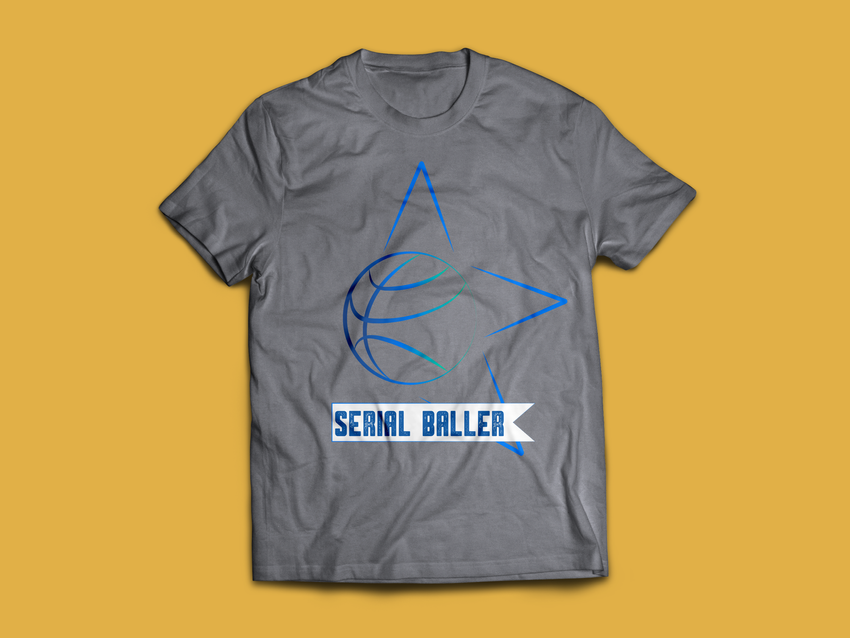 Serial Baller Gray