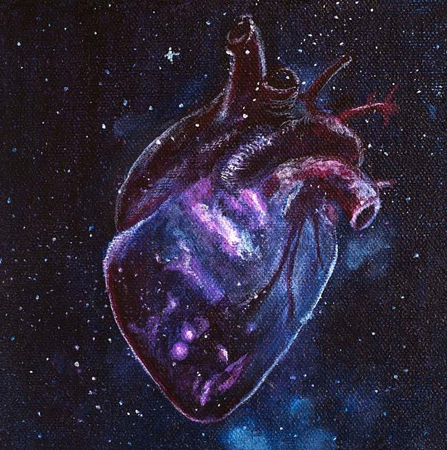 Heart Nebula (SOLD)