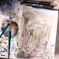 Rainforest (sold)