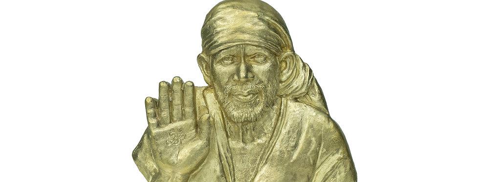 Shirdi Sai Baba's Ashirvad, Relief Sculpture