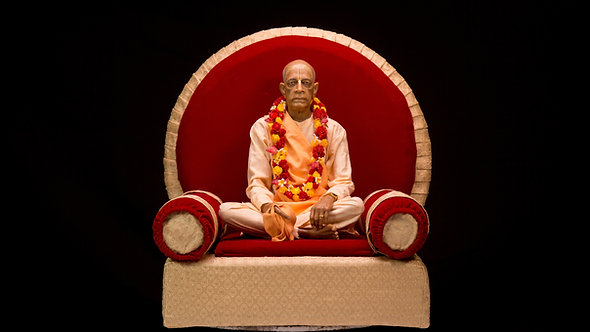 A C Bhakthivedanta Swami Prabhupada - 1/4th scale Sculpture