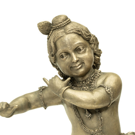 """Narthana Krishna: """"Dance your life from the seat of your power centre"""""""