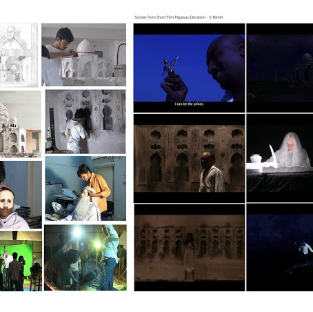 FILM AND ANIMATION EXPERIMETS