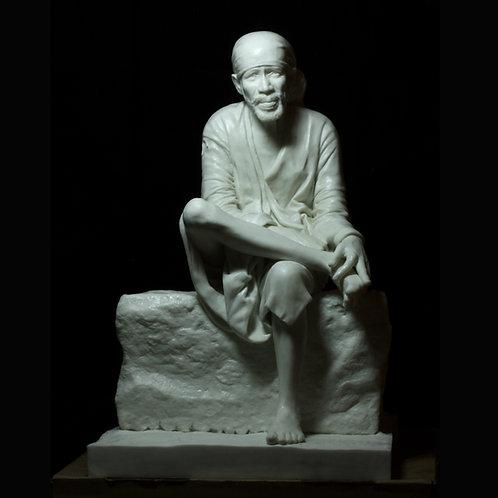 13 inch Shirdi Sai Baba Sculpture