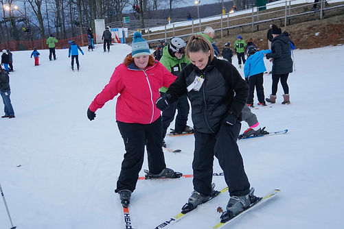 Action for All Ski Trip to Wintergreen