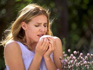 Spring time allergies, Achooo!