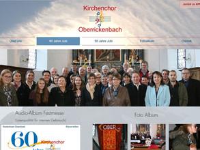 Kirchenchor Oberrickenbach