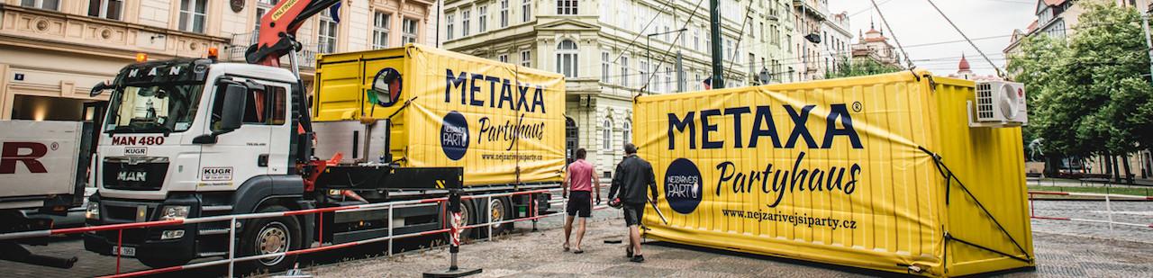 Metaxa partyhaus
