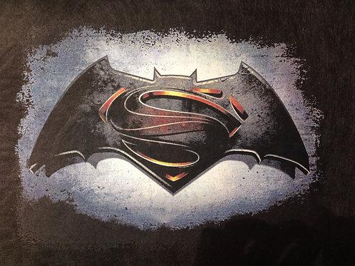 Superman/batman t-shirt
