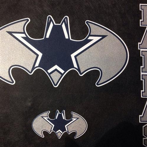 Cowboys batman t-shirt