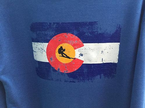 Breck Colorado flag